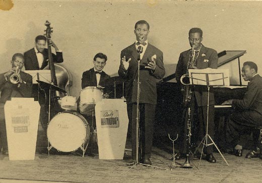 Early Blue Notes photo